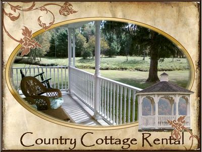 Aaronsburg cottage rental