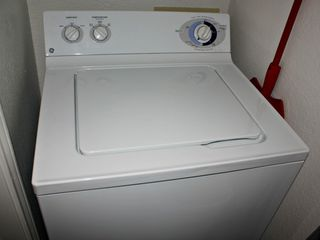 Corpus Christi condo photo - Full size washer