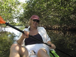 Key Largo cottage photo - Go kayaking in the mangroves and enjoy the beauty of the tropical Everglades...