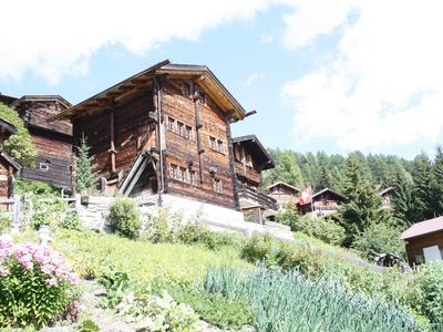 Chalet Rotfuchs located at 1570m, in a comfotable restored 400 year old Barn