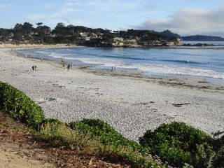 Carmel cottage photo - Carmel Beach