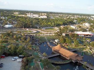 Ocean Reef condo photo - Hidden lagoon andGo karts
