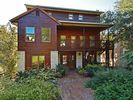 Exterior - This lakefront getaway is situated just 40 minutes from bustling downtown Austin.