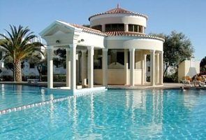 Oceanico Pinhal Golf Course house rental - The main pool of the Old Village