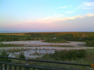 View from the upstairs deck - Barnegat Light house vacation rental photo