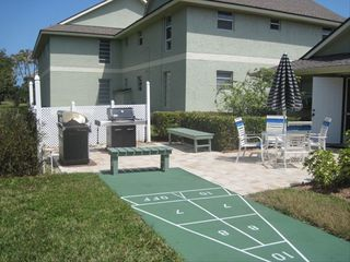 Sanibel Island condo photo - Barbeque area