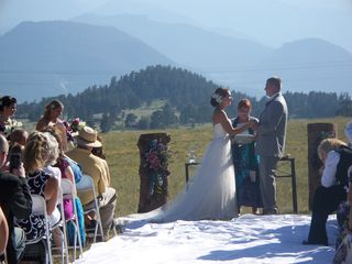 Estes Park lodge photo - Weddings at the Ranch