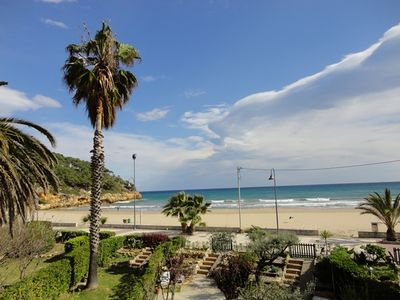 1 LINE BEACH, WITH SEA VIEWS, POOL, DIRECT ACCESS TO THE BEACH