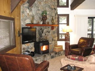 Mammoth Lakes condo photo - Spacious Living Room
