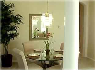 Elegant dining room (Email me, for videos)