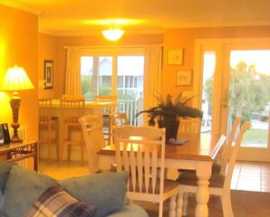 Harbor Island house photo - Bright and inviting open floor plan for relaxed beach living!