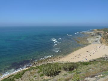 Ribeira d'Ilhas beach, a World Surfing Reserve