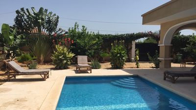 image for house in quiet, private pool, near La Lagune € 350 / week