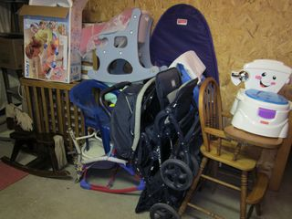 Somesville house photo - Lots of items for babies and toddlers so you can leave yours at home