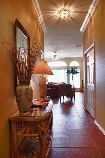 Entry Hall way - Jason Page Photo