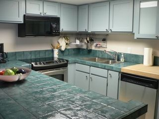 South Padre Island condo photo - Kitchen w/ plenty of room