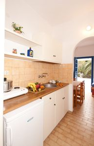 Paros apartment rental - Kitchen