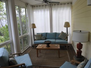 Port St. Joe house photo - Old Florida Living at its finest! Over 500 sq. ft of shady porches & sunny decks