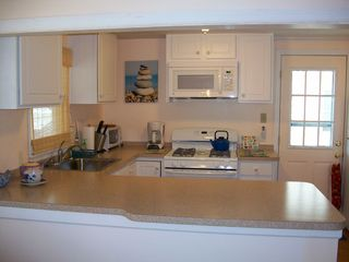 Surf City house photo - Our totally new kitchen makes vacation dining a breeze!