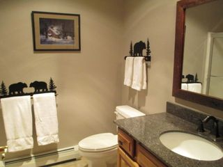 Jay Peak condo photo - Master bathroom