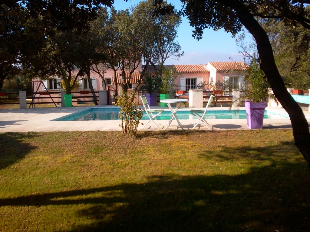 Accommodation near the beach, 150 square meters, , Chamaret, France