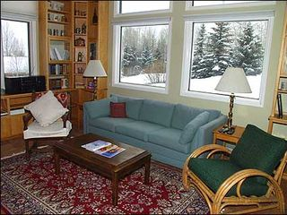 Snowmass Village townhome photo - Separate Family Room/Study
