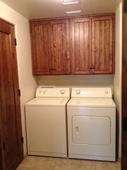 Carefree condo photo - Full size washer and dryer with all sundries