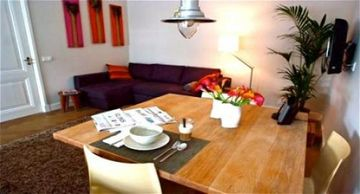 East Amsterdam apartment rental