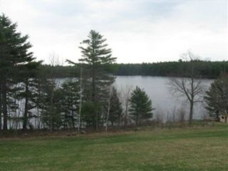 Union house photo - Lake behind house