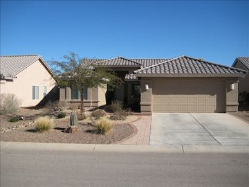 Sahuarita house rental - Front of House