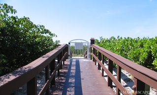 Vacation Homes in Marco Island condo photo - The South Seas Private Boardwalk to the Beach!!