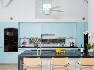 Providenciales - Provo villa photo - Modern kitchen