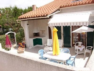 Villa in Le Barcares / Port Barcares in Languedoc Roussillon