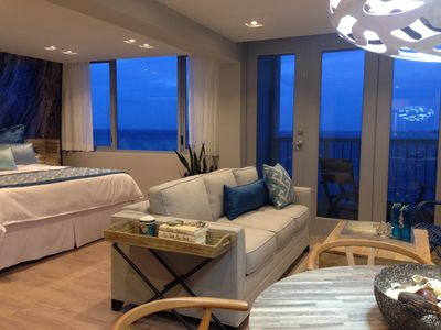 **1BR NEW-Beachfront for Couples - A Jewel NEW!!!**
