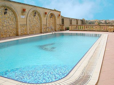 Gozo Low Budget Apartments With Shared Large Pool - Sleep up to 20 persons