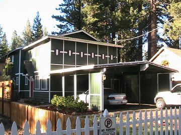 The Mountain Townhouse in South Lake Tahoe. Close to everything!