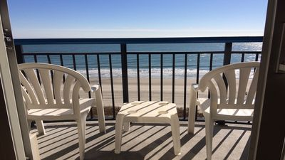 Ocean Front  Retreat in Central location, 9th Floor,  Winter Months available