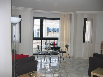 Centre-ville - Croisette apartment rental - Partial view of sitting room