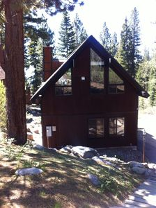 Dana Ct., Lake Tahoe-Our Cabin