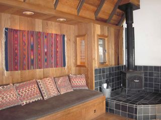 Carnelian Bay cabin photo - Lakeside woodstove