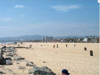 World-Famous Santa Monica Beach