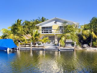 Islamorada house photo - Back View