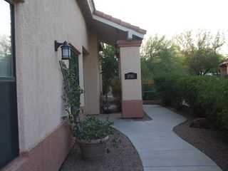 Green Valley townhome photo - Front Entrance