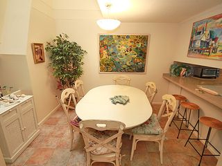 Hyannis - Hyannisport condo photo - Dining Room with Original Art all throughout the Condo