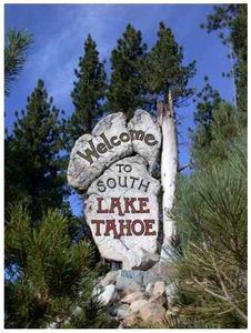 Welcome to South Lake Tahoe