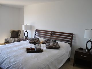 Aruba condo photo - Dreamy romantic king-size bed & WIFI access