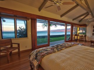 Puako house photo - Another view from the master bedroom....