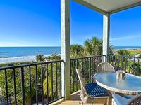 Gulfside Manor 2 Sleeps 8 3 Bedroom Gorgeous Gulf Front Pool WIFI Spa NEW
