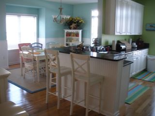 Fenwick Island townhome photo - Kitchen/Dining Room
