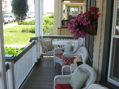 TAKE OVER THIS FMR B&B on 1st Beach Blk with ocean views - Summer Is Booking Now